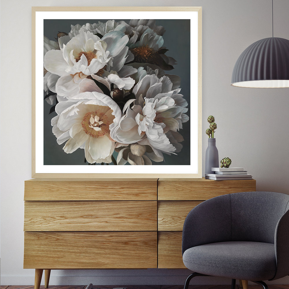Spring Bouquet Art Print By The Print Emporium_-.jpg