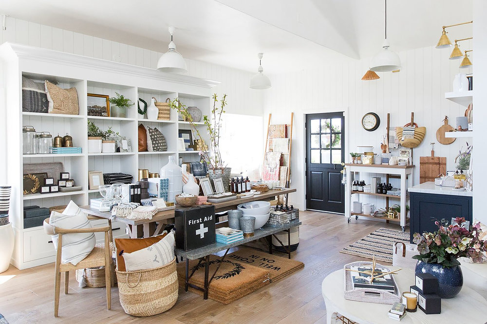 Photos of McGee & Co. store by Kate Osborne