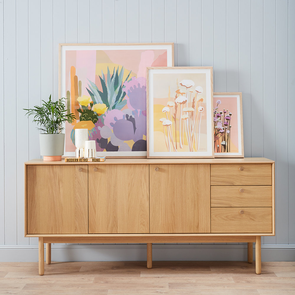 Koto  sideboard from Life Interiors