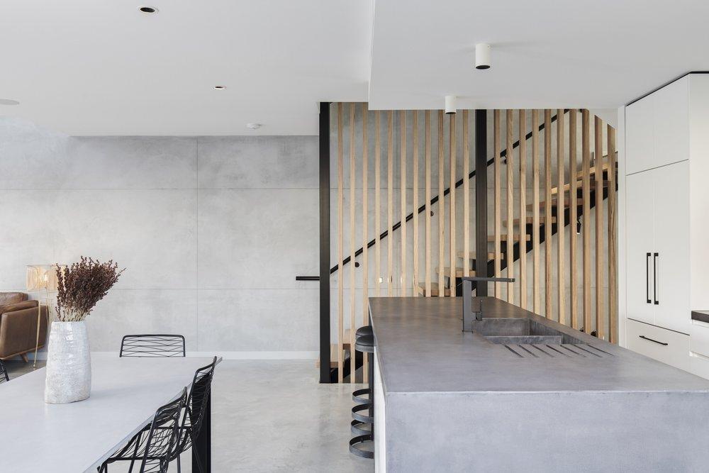 Photography:   Jeff Levingston  /  Architecture:   Shane Denman  /  Build:  SDM Builders