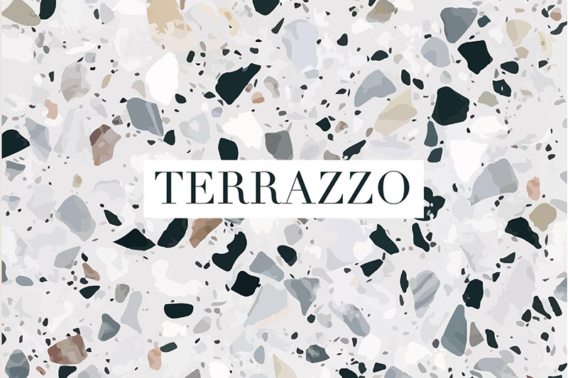 Call out: Your new products for Adore Magazine + Terrazzo for Adore blog