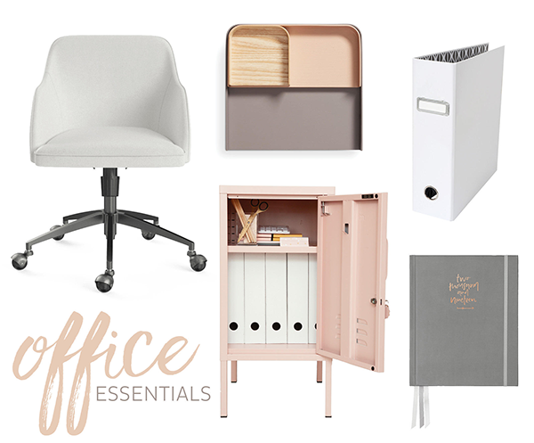 Call out: Planning for 2019 + Office Essentials for Adore Blog
