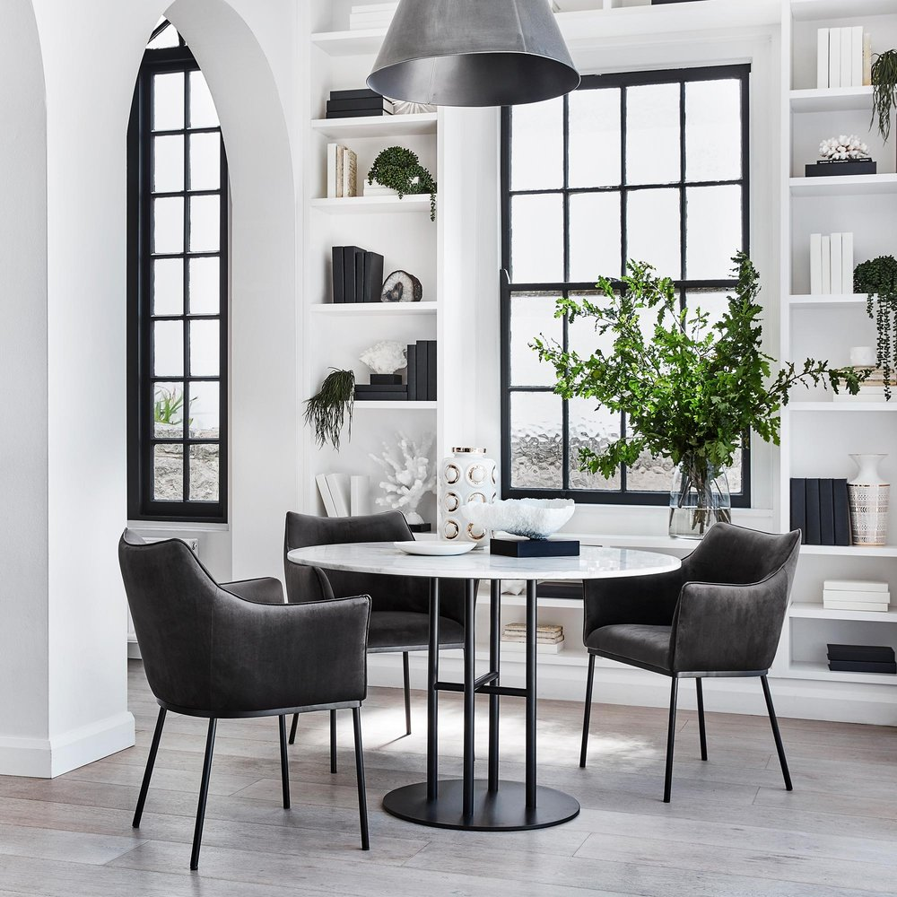 Flex dining table from Coco Republic