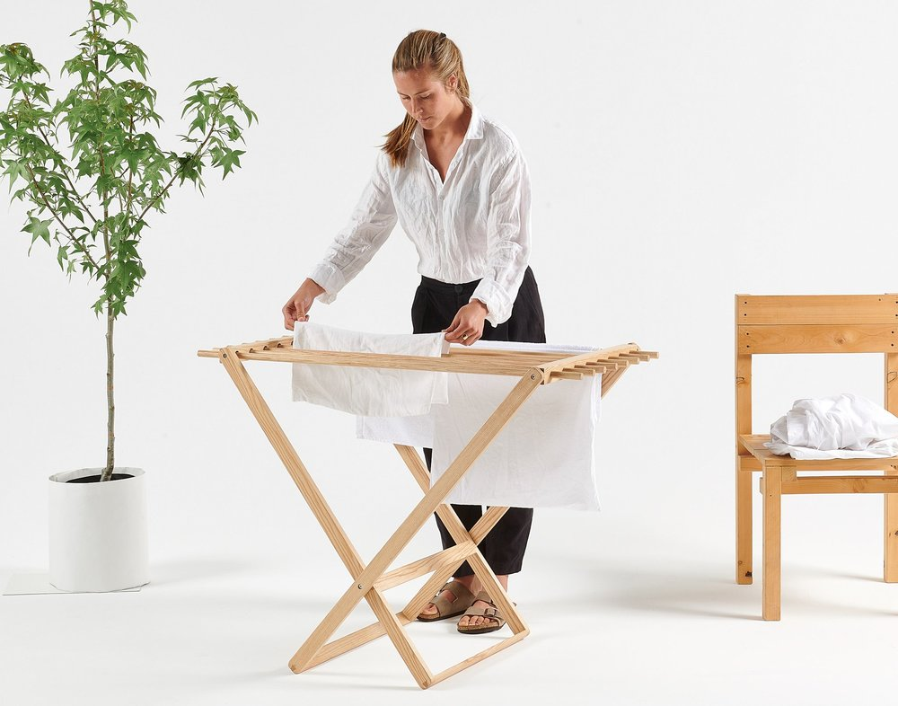 Everyday Drying Rack from George & Willy