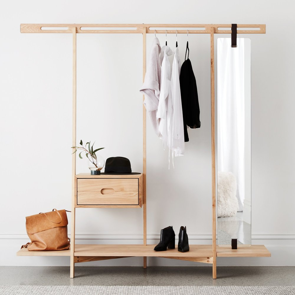 NOFU '654' clothing rack