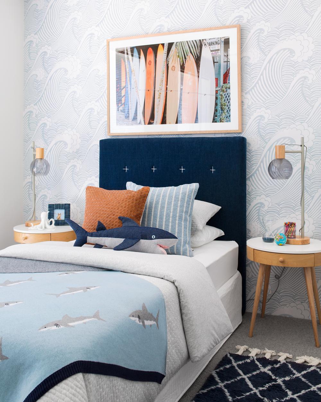Japanese Weave Wallpaper  /   Photography + Interior design  Tarina Wood, Oh Eight Oh Nine