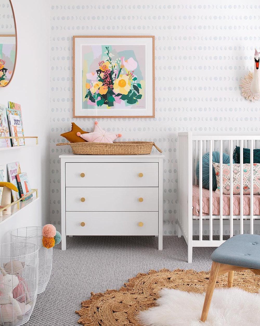 Tarina Wallpaper  /   Photo + design  Tarina Wood, Oh Eight Oh Nine