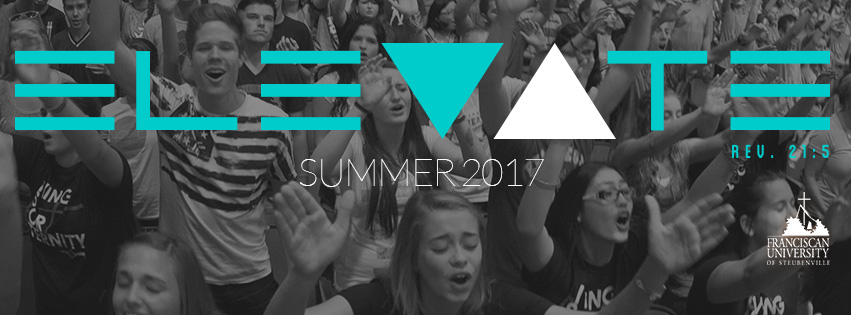 Registration deadline for Steubenville Toronto 2017!   To register as a participant, click here.    To register as a chaperone, click here.