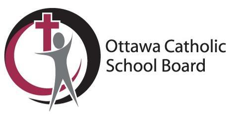 Our Vision - At the Ottawa Catholic School Board, all students are inspired and guided to realize their spiritual, social and academic potential, and to take their place in the world as thoughtful, well-rounded citizens.