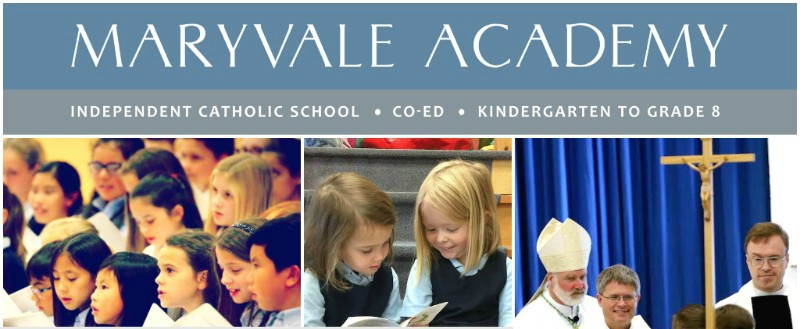 Our Mission - The mission of Maryvale Academy is to assist Catholic families in their vocation to educate and develop the minds and hearts of their children in harmony with authentic Catholic values and ideals.