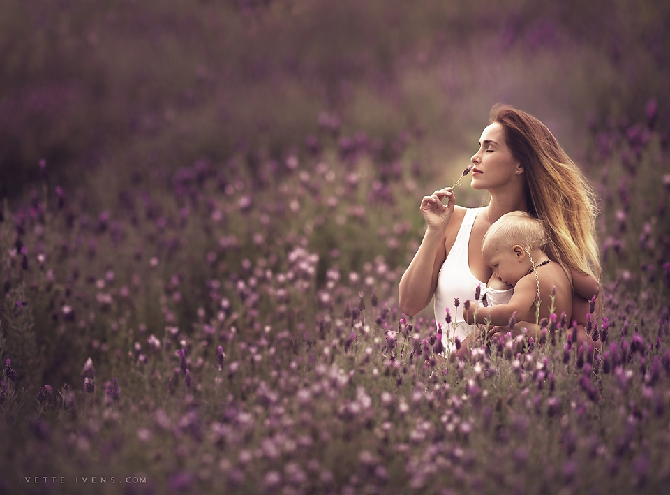Don't feel like this while breastfeeding? We imagine breastfeeding in a field of flowers might be rather itchy anyway.