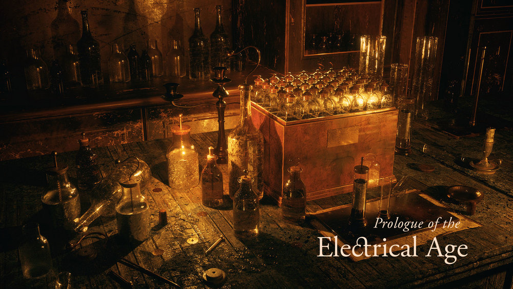 Prologue of the Electrical Age  includes a book and an App about the important electrical instruments from 1600 to 1900.