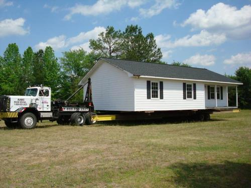 AABC House Moving on move my mobile home, move a trailer home, moving a mobile home,