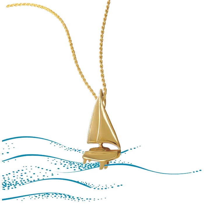 Nautical Jewelry Aumaris Hawaii Improving Nautical Gold Jewellery