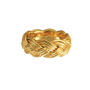 Turks Head Rings & Original Mens Nautical Rings Comfort fit rings ...
