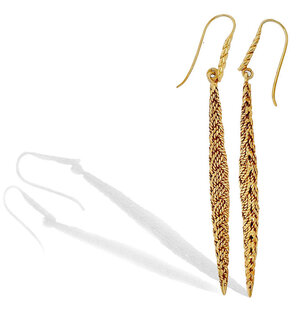 64c6f13c7 Sailboat Earrings Gold Sailing. from 275.00. Turks Head Solstice Gold  Earrings ...