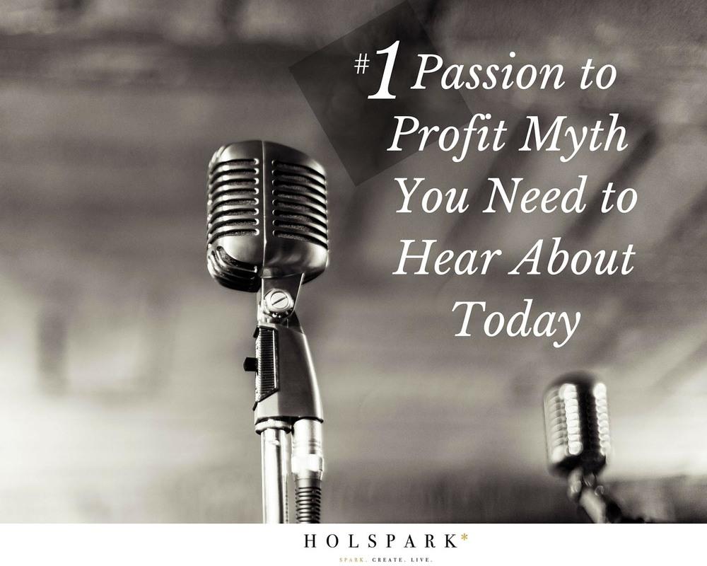 #1 Passion Myth | HOLSPARK