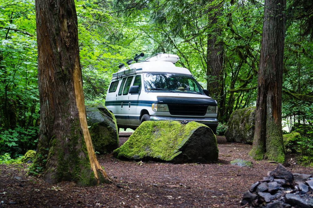 Free campsites are 👌🏼