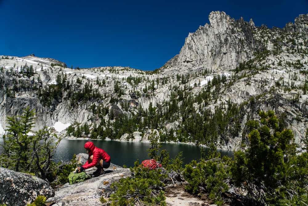 22mi day hike into the Enchantments