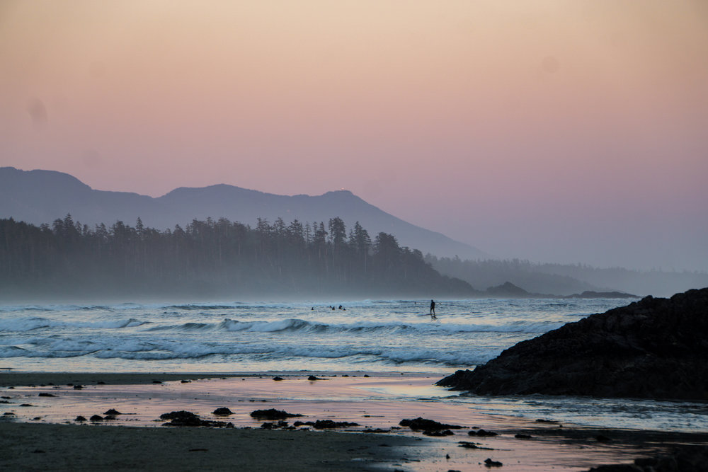 Tofino is a dream