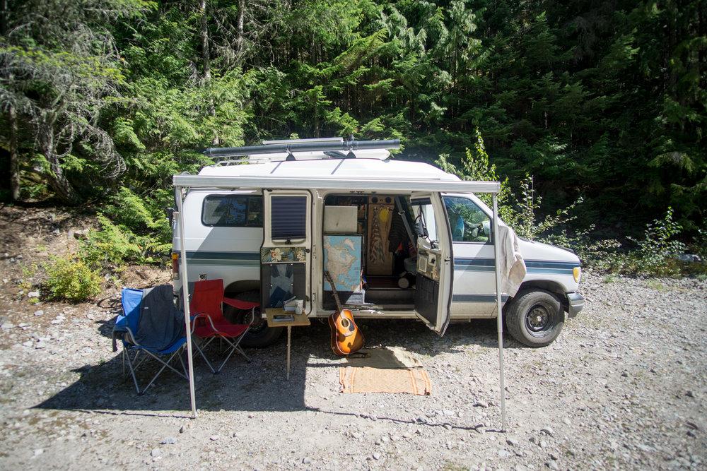 Squamish homestead