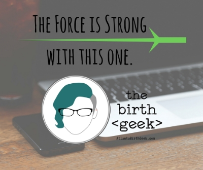 The Birth Geek serves families all over Atlanta.