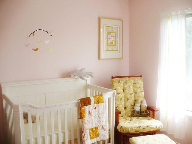 crib bed atlanta doula