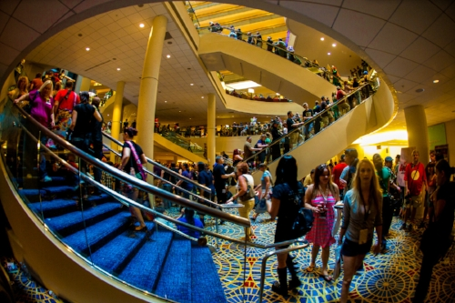 Dragon Con 2016 geek postpartum