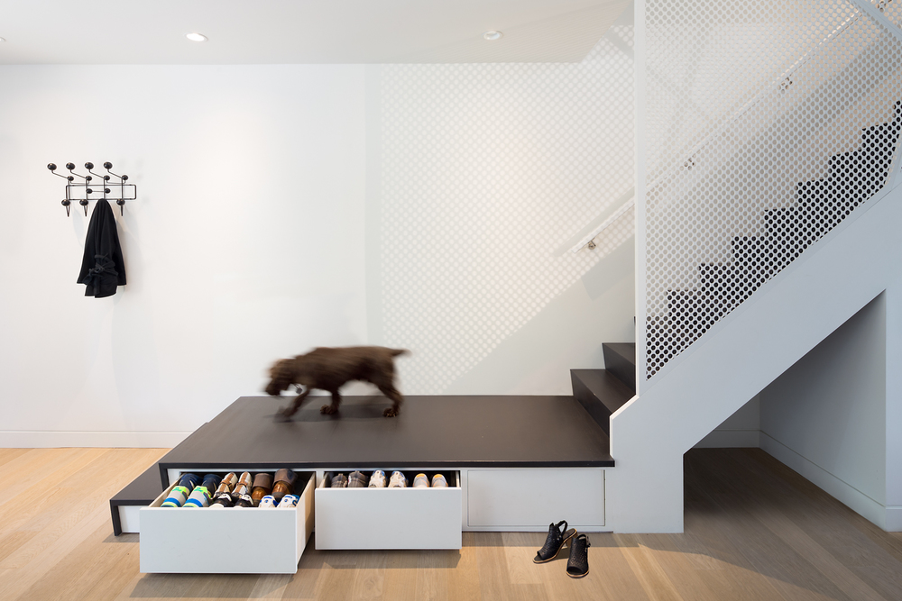 Junction Shadow House among best Toronto home interiors according to Dezeen
