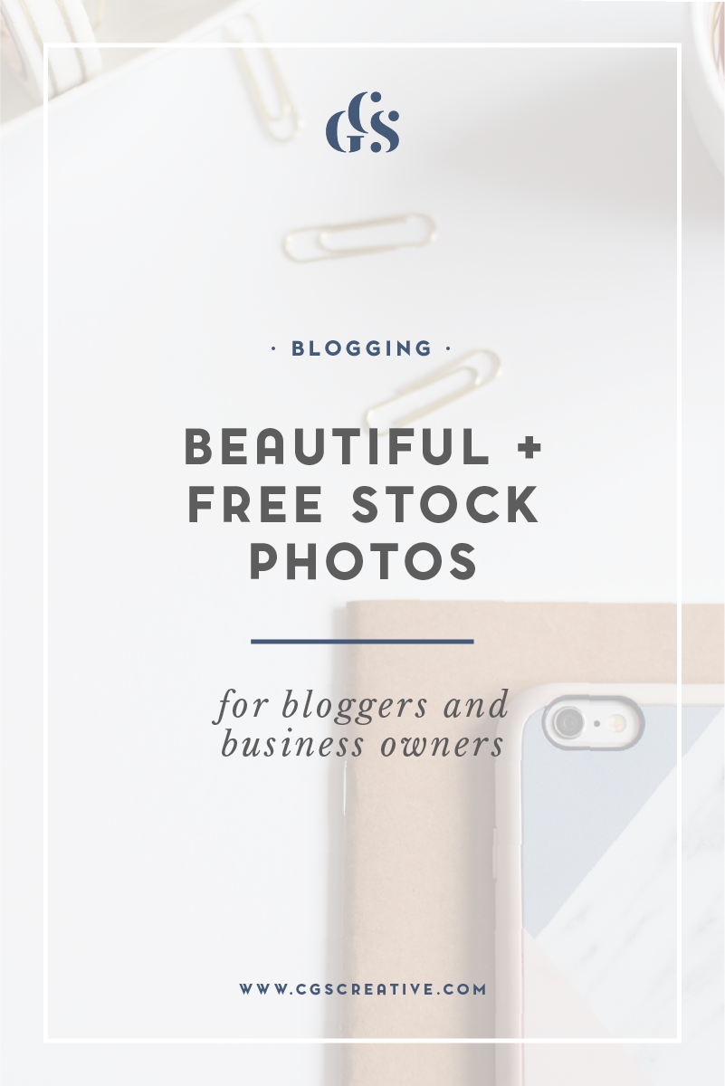 Free Stock Photos for bloggers and business owners CGScreative Resource Library-03.png