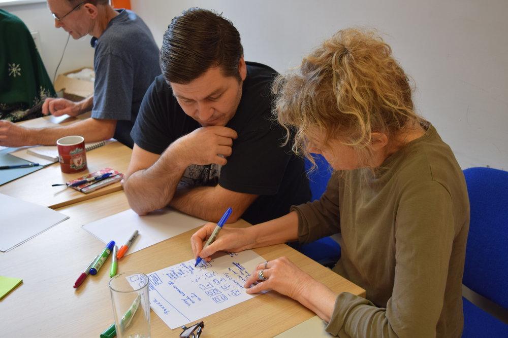 New Internationalist Inception Workshop -