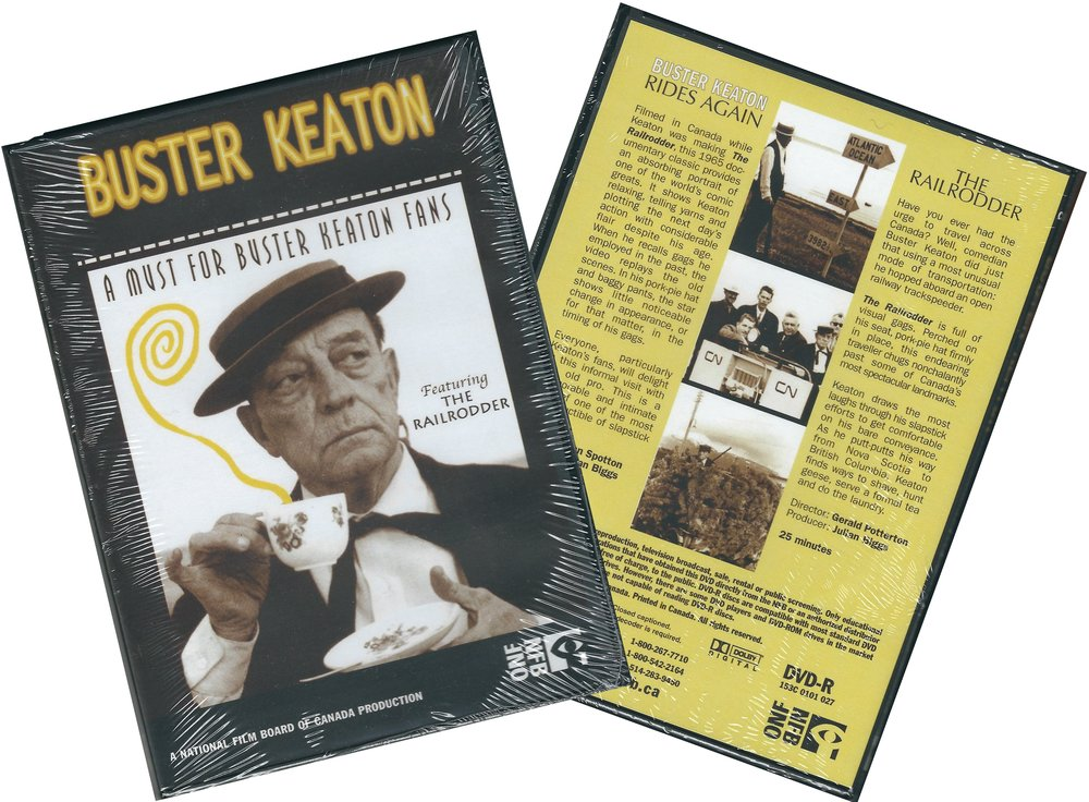 The Railrodder Back Buster Keaton Rides Again.jpg