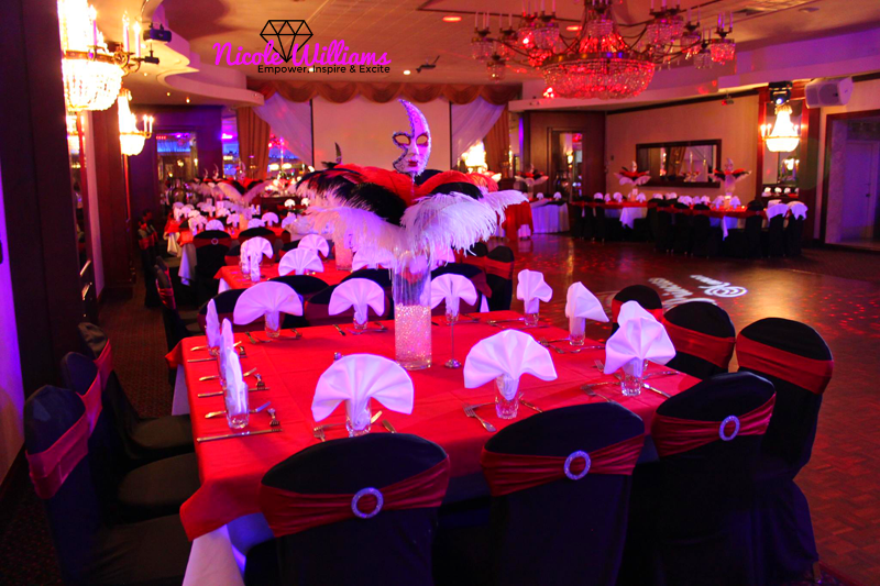Selena s sweet 16 nicole williams collective llc for Princess manor catering hall