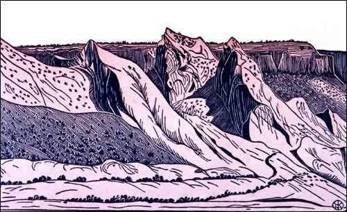 Kayenta, Navajo Land