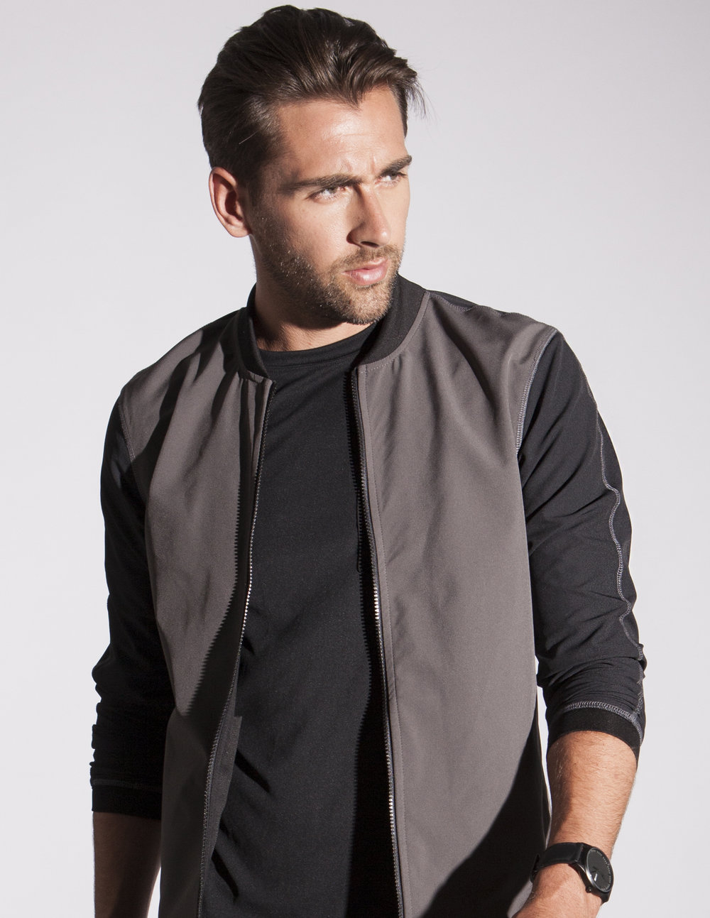 Asphalt Strongbody Apparel Jacket