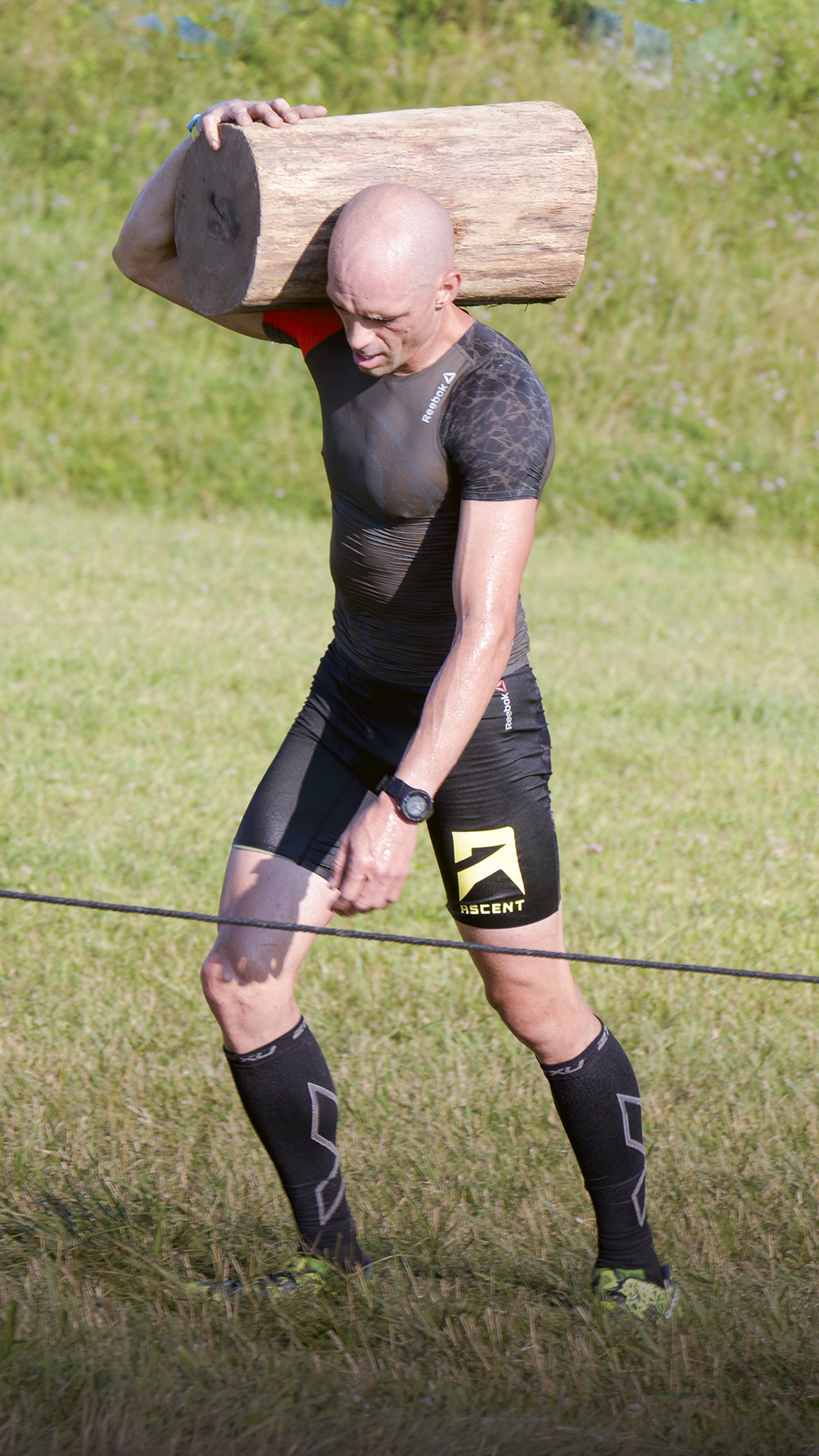 OCR Athlete and US Army Member Robert Killian
