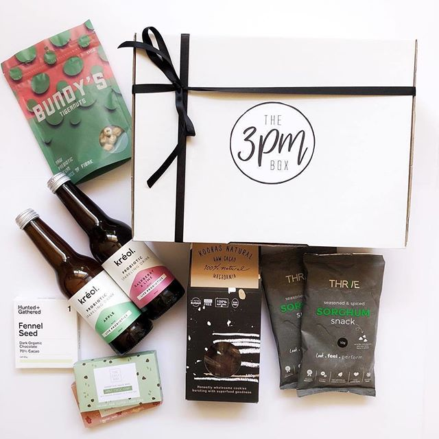We're absolutely thrilled to be included amongst other wonderful healthy brands in the Celebrate Box by @the3pmbox 🌟🎈🎄😍 Designed to share with family, friends or colleagues over the upcoming silly season, celebrate in a satisfying way WITHOUT compromising your health and wellness goals with The Celebrate Box! Head over to their page to check it out.