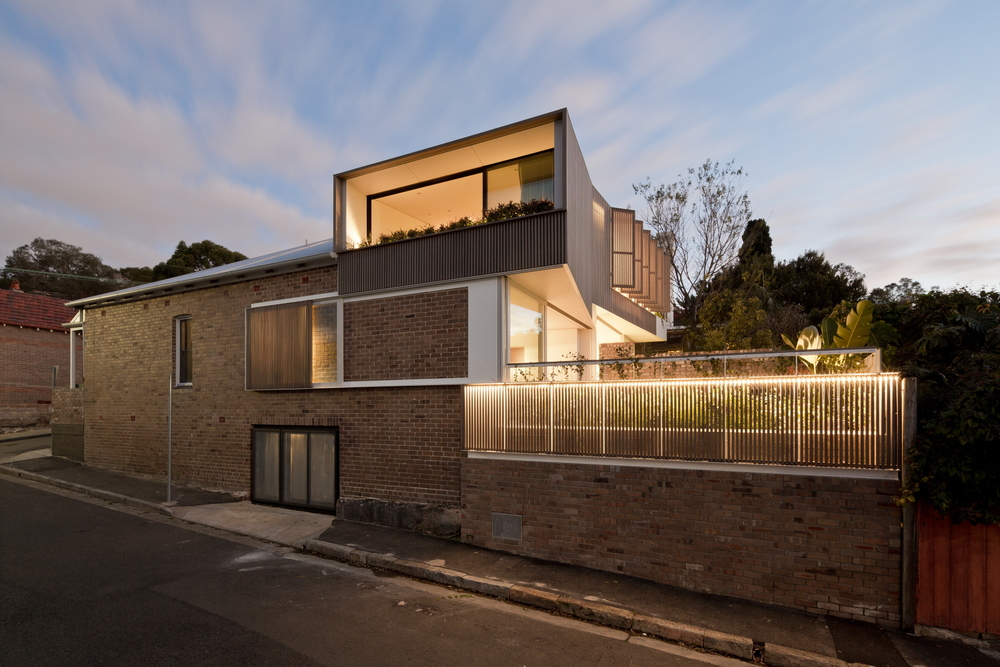 Balmain Houses by Benn & Penna