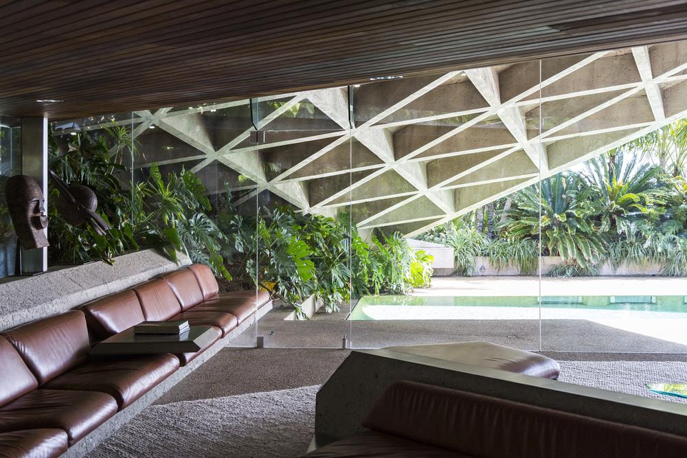 Goldstein Residence by John Lautner