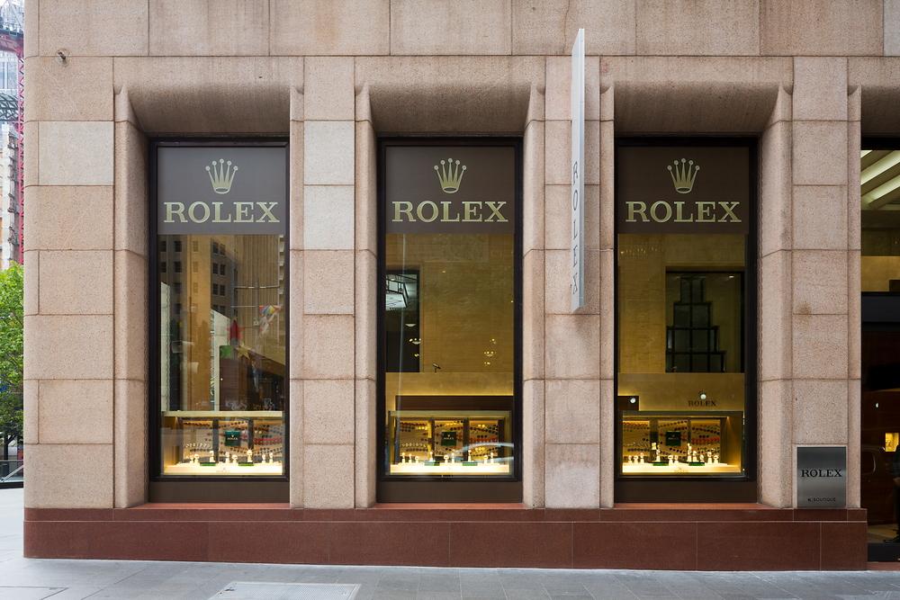 Rolex Martin Place