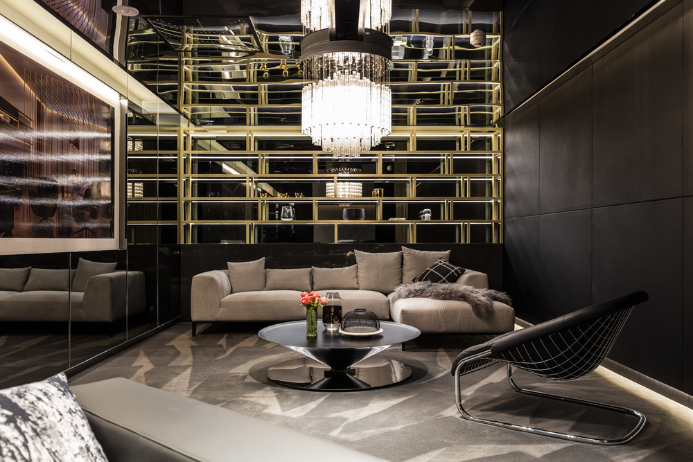 One Wentworth Point Display Suite by Turner Studio