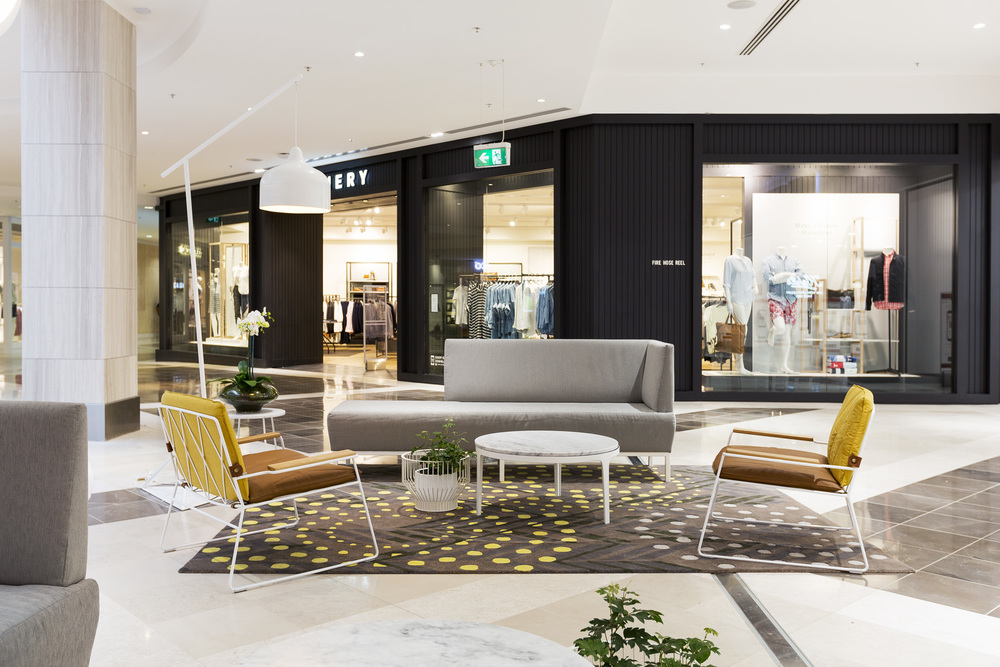 Macquarie Centre by Edge Interior Design