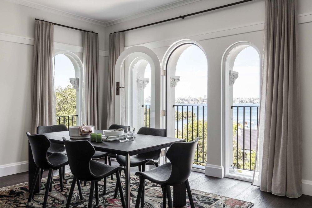 Mosman Apartment by Decus Interiors
