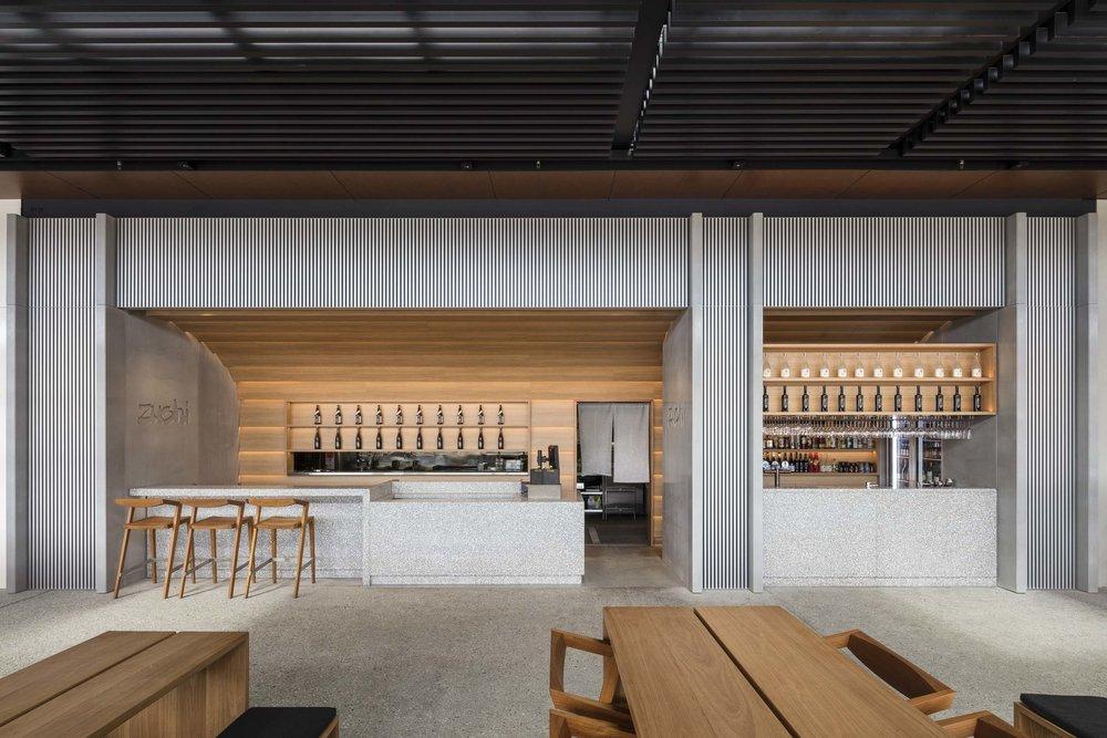 Zushi Barrangaroo by Koichi Takada Architects