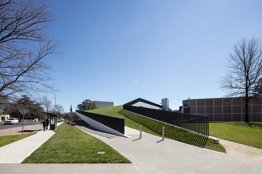 Orange Regional Museum by Crone Architects