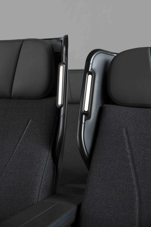 Qantas 787 Dreamliner Premium Economy Seats by Caon Studio