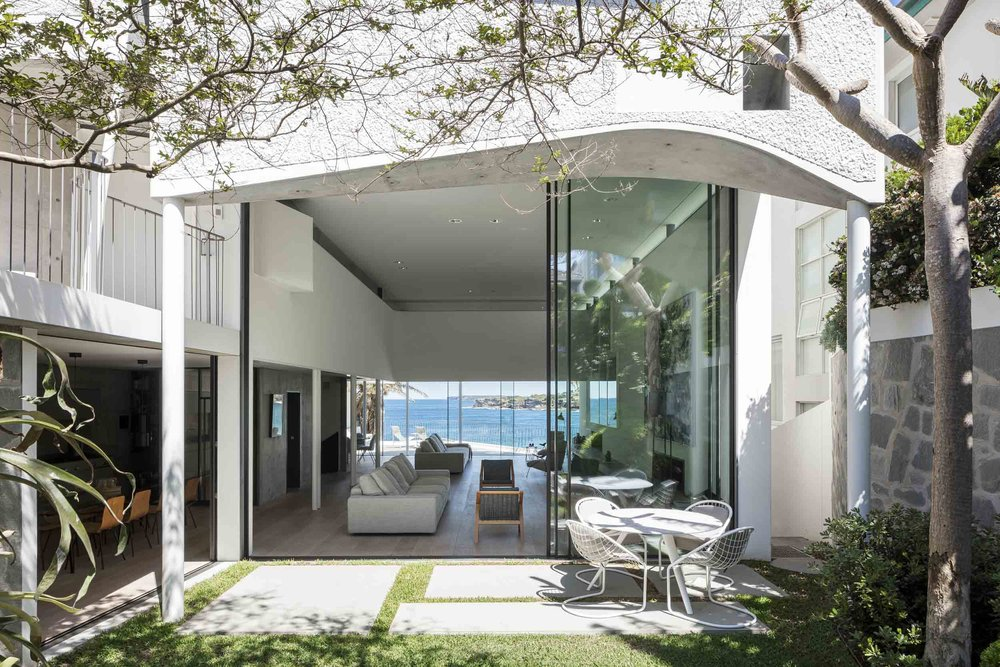 Tamarama House by Durbach Block Jaggers