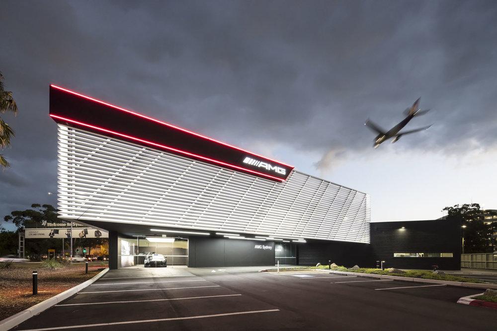AMG Sydney by Turner Studio & Gellink+Schwämmlein