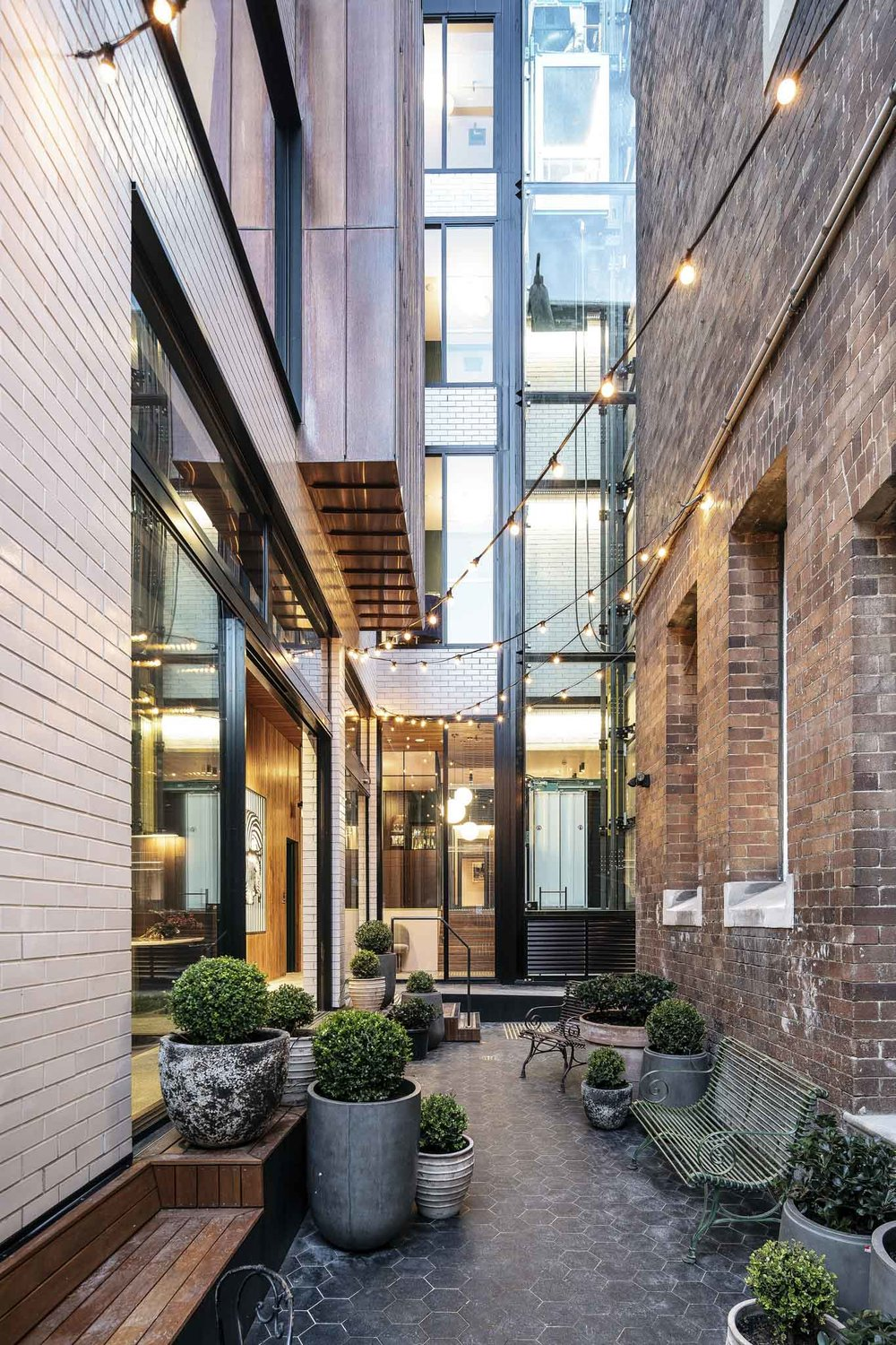 Little Albion Hotel by Shed Architects + Terence Yong