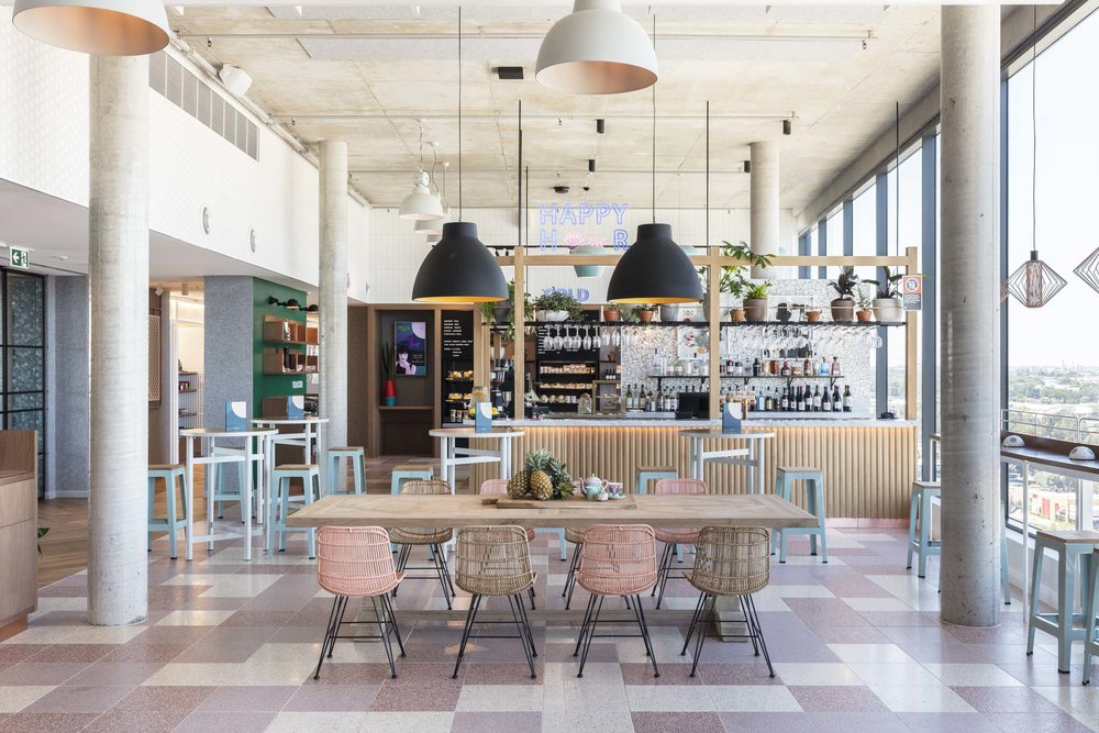 Felix Hotel by Space Control Design